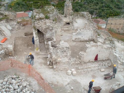 castello lavori in corso